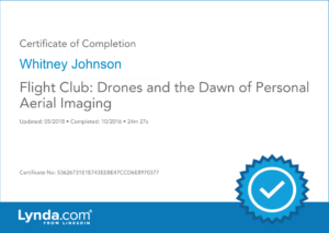 Drone Imaging